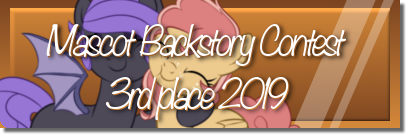 Backstory Contest 3rd Place