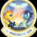 WonderBolts & Fans