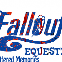 Fallout Equestria shattered memories book fanclub.