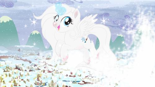 Snow Shimmer