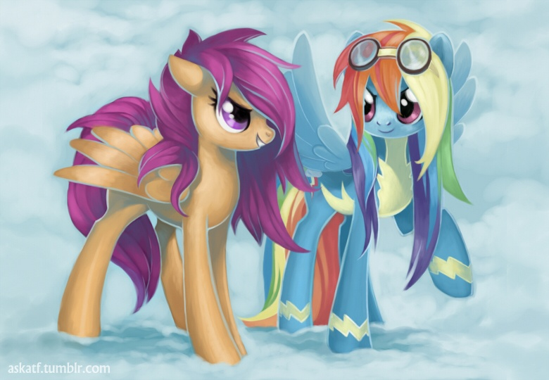 Dash and Scoots