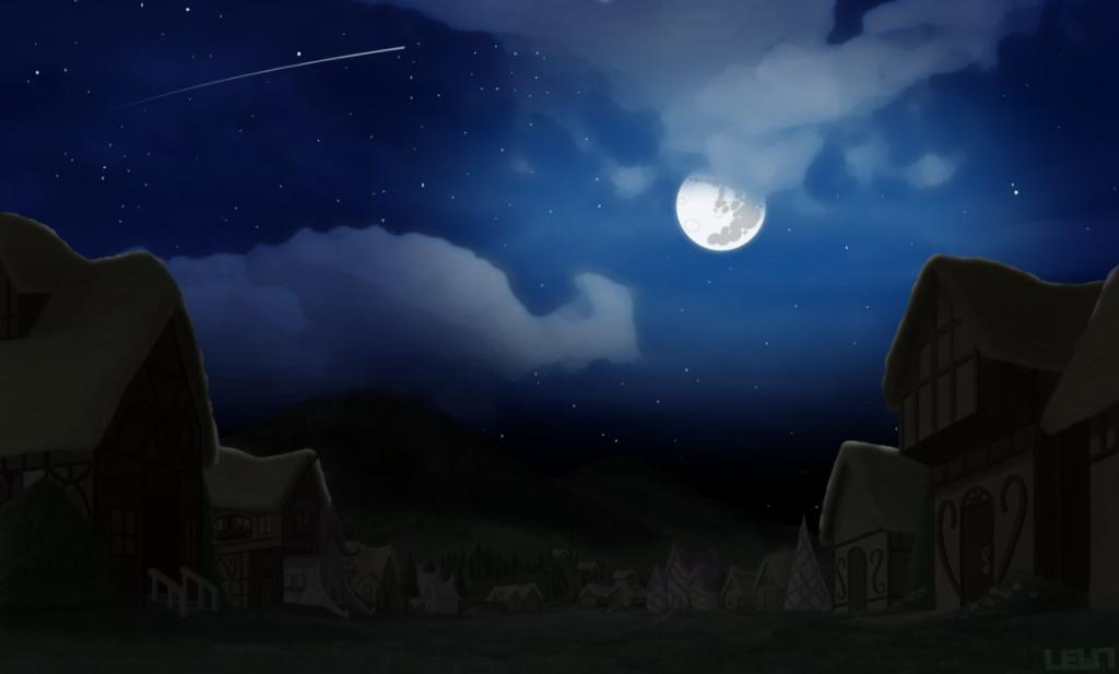 Ponyville_night