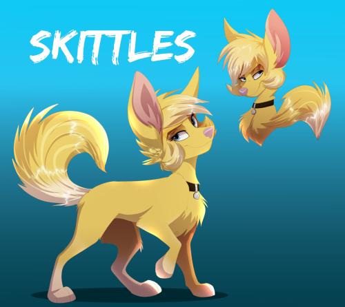 Feral Skittles
