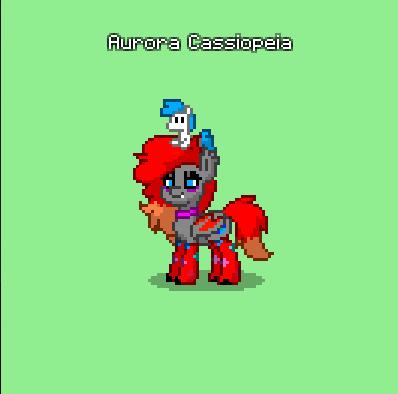 Aurora Cassiopeia