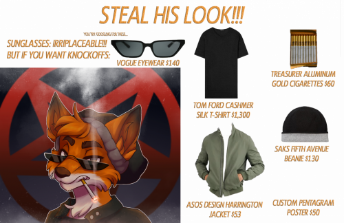 Steal Lev's Look