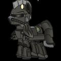 Iron Saddle