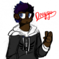 Draygo (demon/batpone)