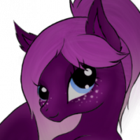 Amethyst the Hippogriff