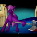 Violet Petal
