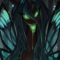 The queen of changelings