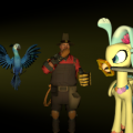 Stickman, The Normal Unicorn
