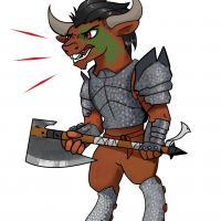 Grukhal Bloodhorn